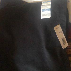 Skinny jeans size 16 black